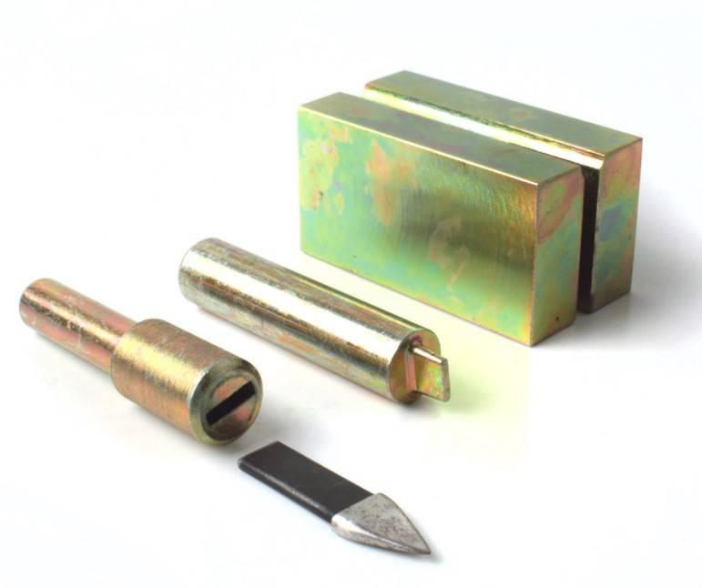 """Инструмент для оправки троса """"Bozamet"""" Польша"""